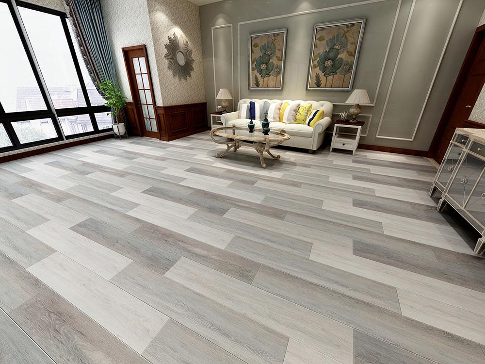 Rustic Wood Spc Flooring Factory Manufacturer Supplier